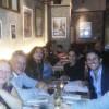 Outside dinner Rotary Club of Shouson Hill – 24/02/2014