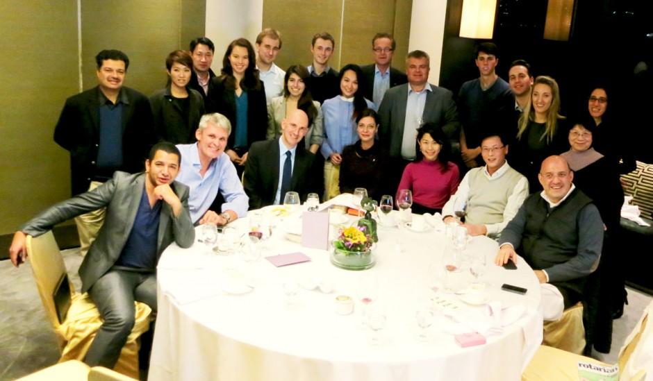 "North Korea Trip"" by Dr. Markus Schucker – Rotary Club"