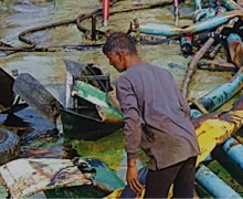 Water Defense Sundarbans Oil Spill