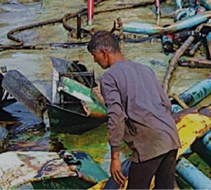 Water Defense Sundarbans Oil Spill