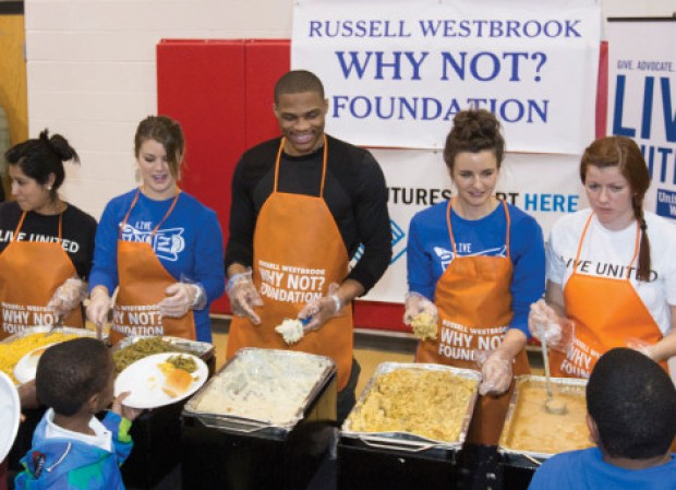 The Russell Westbrook Why Not? Foundation