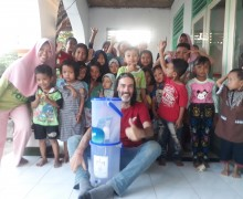 Water Filters to Lombok